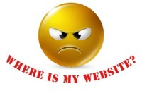 where is my website